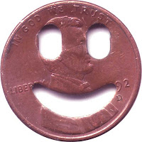 Smiley-Face Penny