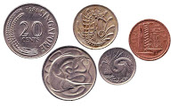 New Singapore Coin Designs in 2013